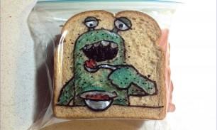 El Secreto De Los Sándwiches Que Todos Los Niños Quieren Comer