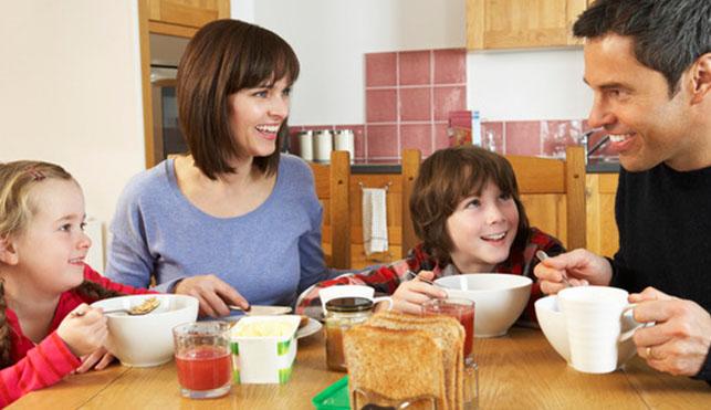Desayunos En La Infancia