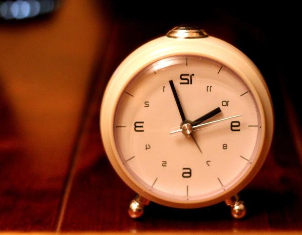 Reloj Sueño Jetlag