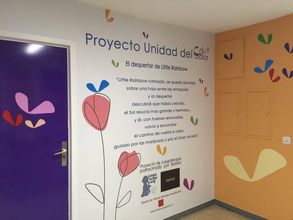 Unidad Del Dolor En El Hospital La Paz