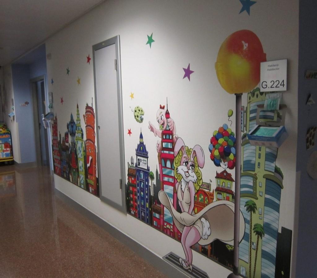 Foto: Hospital La Fe De Valencia, Juegaterapia
