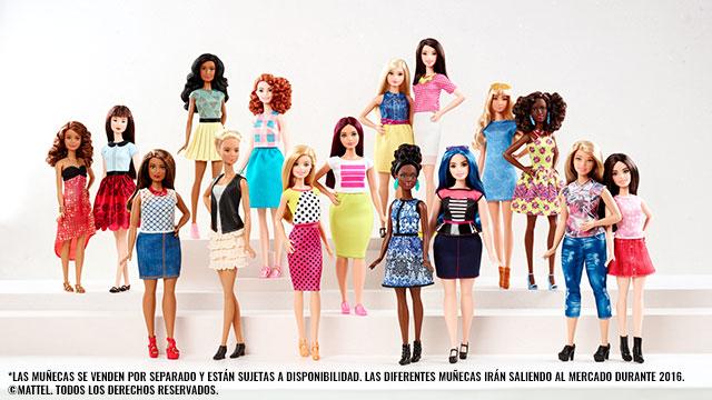 La Nueva Silueta De Barbie
