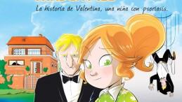 La Historia De Valentina, Una Niña Con Psoriasis