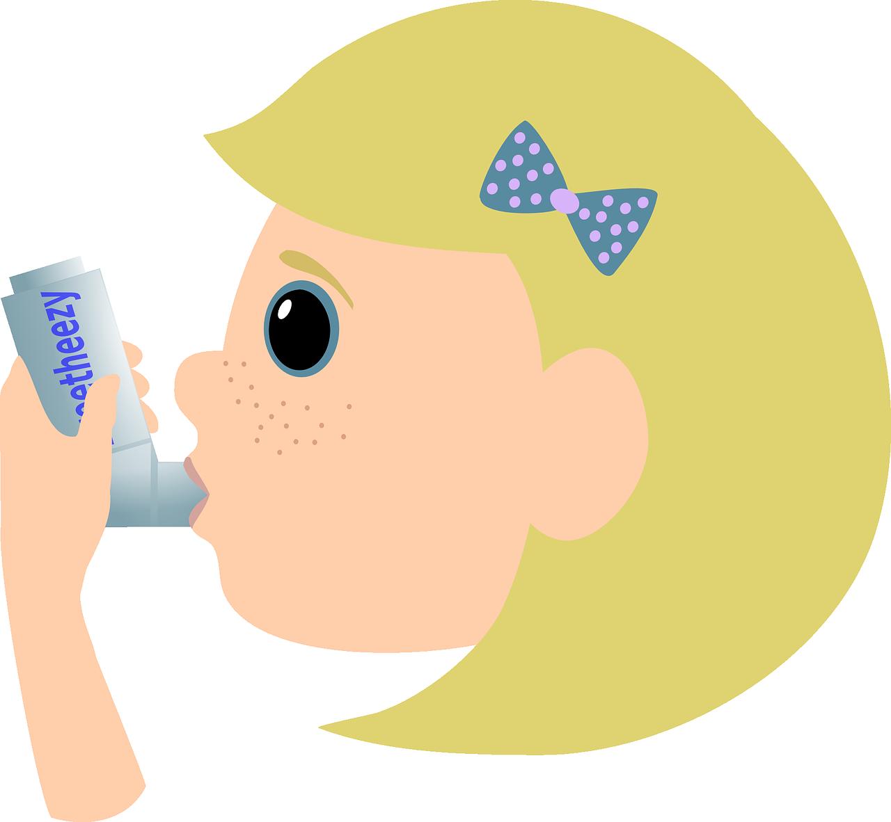 El Ciclo Menstrual Puede Influir En Los Síntomas Del Asma Bronquial
