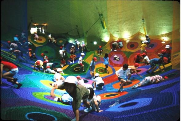 Parques Infantiles Impresionantes