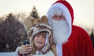 Una Navidad Segura Para Los Niños