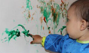 Los Beneficios De La Pintura Desde Niños